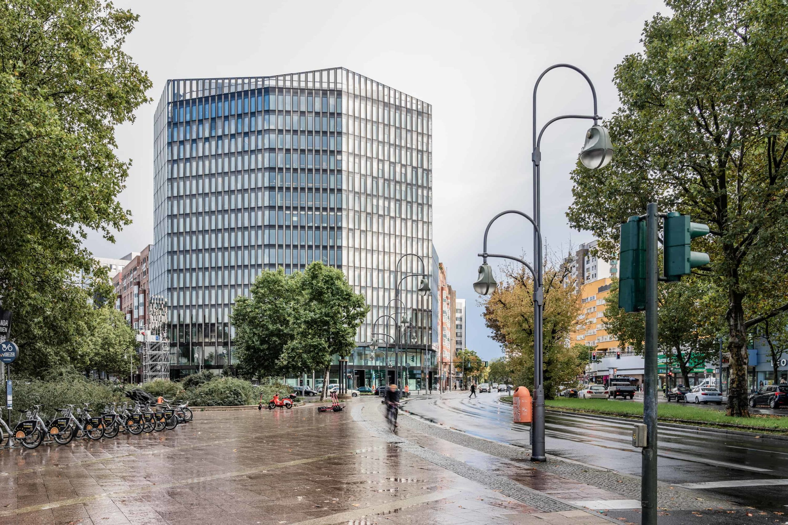 Bürohaus Budapester Straße 35, Grüntuch Ernst Architekten